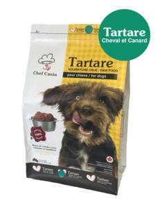 Tartare Cheval et Canard